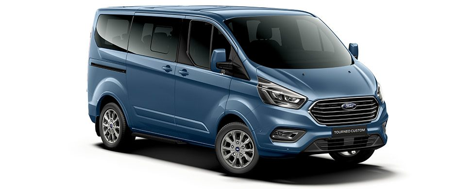 Ford New Tourneo